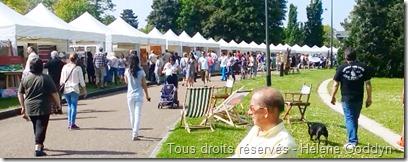 Village des arts_lac des ibis_le vésinet_Paris