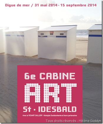 cabin art 2014_koksijde_saint idesbald_helene goddyn_wonderful art