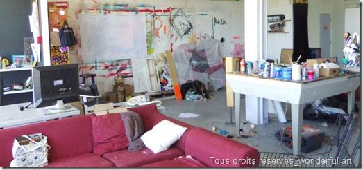 imprimerie_Mapcu Toulouse_Emmanuelle Prudhomme_installation lycra