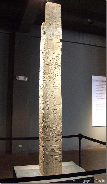 L'obélisque Tello_chanvin mère des civilisations andines_civilisation précolombienne_www.wonderful-art.fr