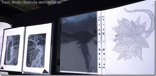 Portes-Ouvertes-des-Ateliers-d'Artistes-2014_Wonderful-Art_Helene-Goddyn_Emmanuelle-Prudomme_exposition-miroir_20