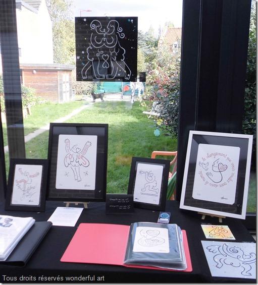 Portes-Ouvertes-des-Ateliers-d'Artistes-2014_Wonderful-Art_Helene-Goddyn_Emmanuelle-Prudomme_exposition-miroir_14