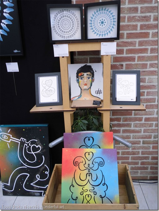 Portes-Ouvertes-des-Ateliers-d'Artistes-2014_Wonderful-Art_Helene-Goddyn_Emmanuelle-Prudomme_exposition-miroir_13