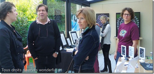 Portes-Ouvertes-des-Ateliers-d'Artistes-2014_Wonderful-Art_Helene-Goddyn_Emmanuelle-Prudomme_exposition-miroir