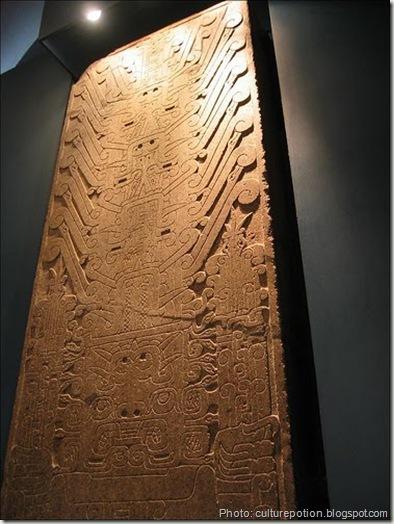 stele raimondi_chanvin mère des civilisations andines_civilisation précolombienne_www.wonderful-art.fr
