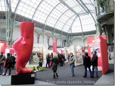 salon-des-artistes-francais_art-en-capital_grand-palais_france_champs-elysées_helene-goddyn_wonderful-art_entrée-salon-2014-1