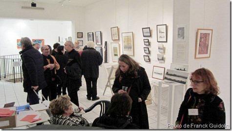 Espace Christiane Peugeot_Exposition d'art_l'Oeil Neuf 2