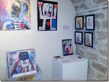 Espace Christiane Peugeot_Exposition d'art_l'Oeil Neuf_Fernando ANDRADE