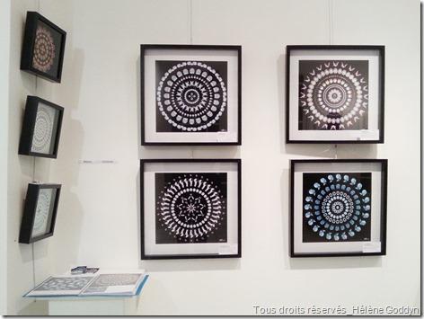 Espace Christiane Peugeot_Exposition d'art_l'Oeil Neuf_Helene Goddyn_mandala humain_art et medecine