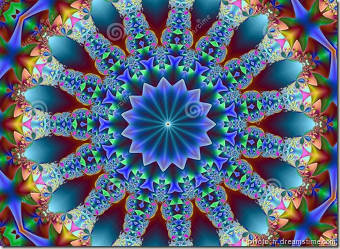 fractale-psychédélique