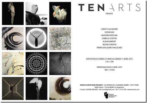 Ten Art_exposition espace Peugeot