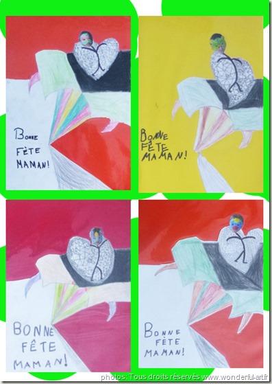 atelier artiste en milieu scolaire_intervention artistique à l'école_atelier DELTA , emmanuelle prudhomme, artmanue, wonderful-art, série delta