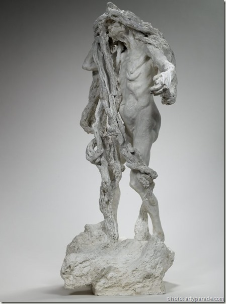 clotho par Camille Claudel