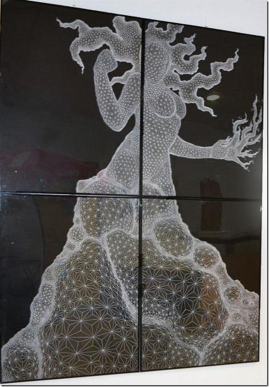 emmanuelle-prudhomme-Lilith-Floyd-Fibonacci-spiral#2-salon-art-contemporain-Bizanos-2015(6)