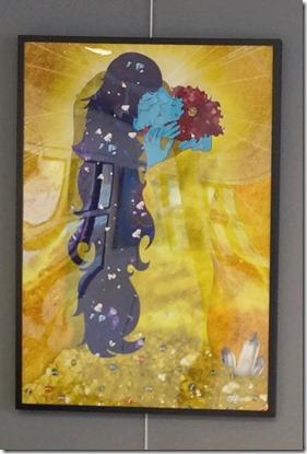 la-forge_helene-goddyn_exposition-personnelle_Cosmic-love-de-la-serie-sur-la-memoire-collective_6