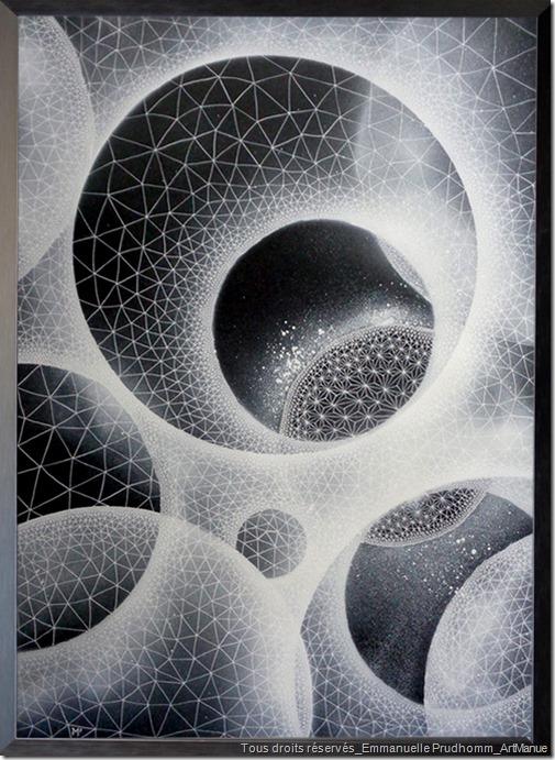 Delta_Cells_emmanuelle-prudhomme_dessin-nombre-d'or_tableau-entier