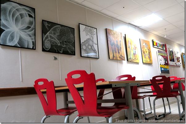 Nouveaux talents-2015.artmanue-wonderful-art-manue prudhomme-série DELTA-dessin contemporain-géométrie sacrée-fractales-triangle-