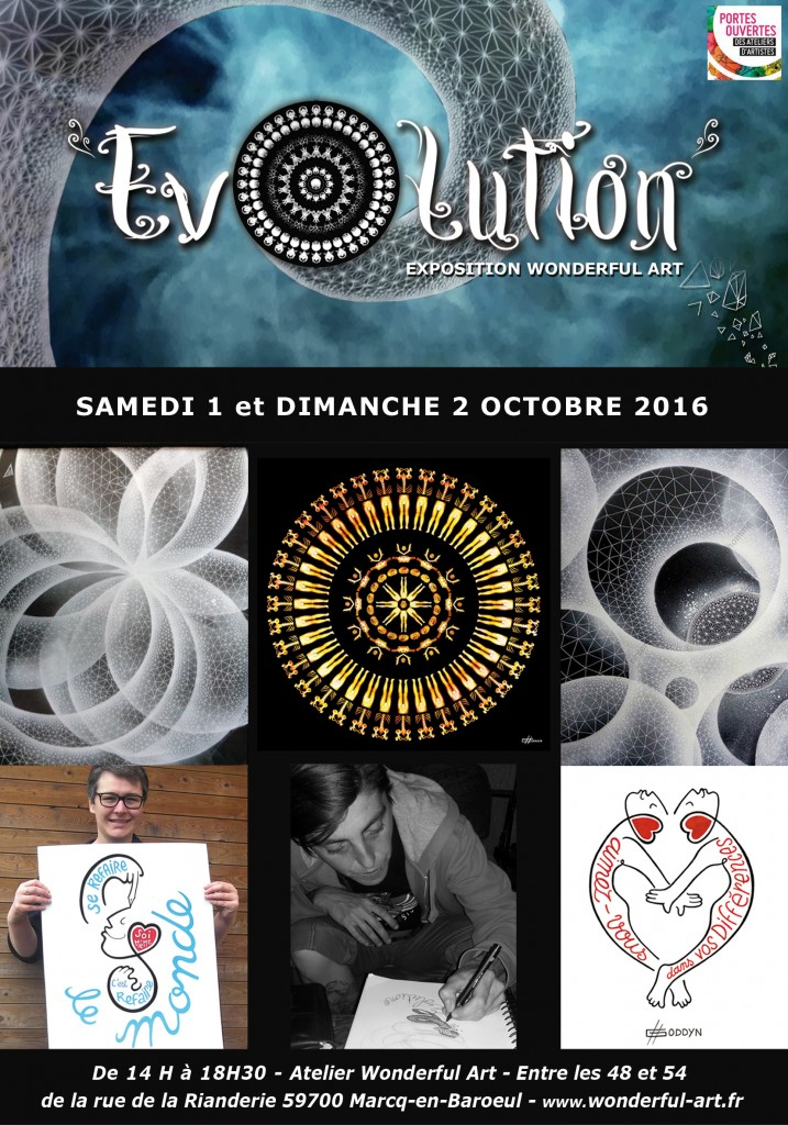 ExpositionWonderful Art 2016