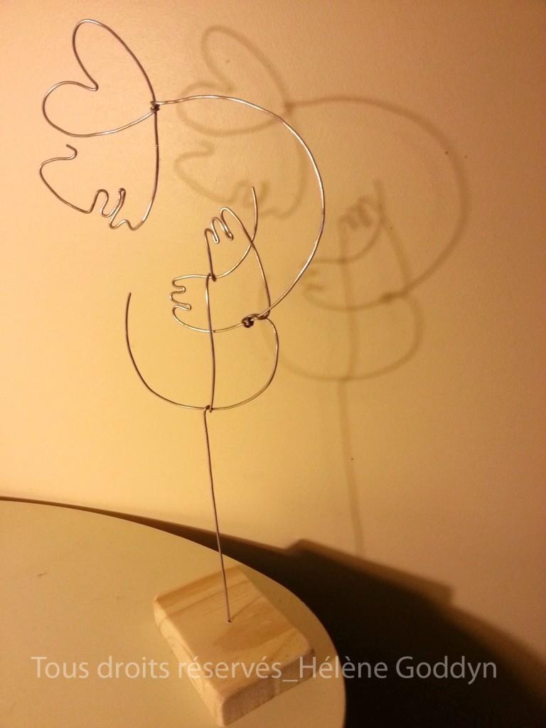 Scultpure-en-fil-de-fer_au-fil-de-la-vie_art-collection_goddyn-helene_Musée-Maison-Matisse-2