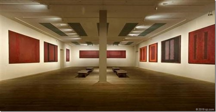 Rothko-Seagram-paintings-TATE-modern 2009